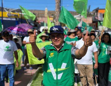 Chevo Delgado no permitirá que haya familiares ni amigos en la nomina en Cosío