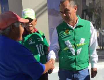Martín Palacios planteará que servidores públicos corruptos sean denunciados