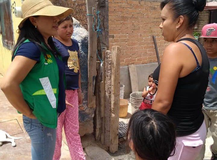 Olga Piña, candidata del PVEM en Pabellón de Arteaga propone el autoempleo a través de diversos talleres