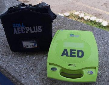 Roban equipo de rescate de ambulancia en Aguascalientes