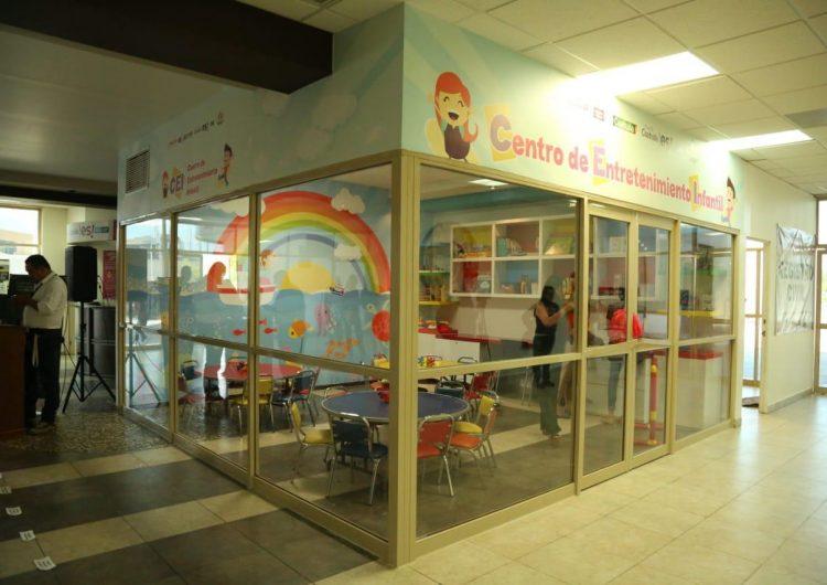 Inauguran Centro de Entretenimiento Infantil para la atención de los niños saltillenses