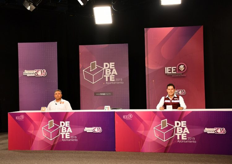 Candidatos frente a frente: Asientos