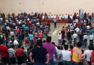 Reprocha Sección 22 declaraciones de su exdirigente y actual diputado de Morena Santiago Chepi; anuncia nuevo paro