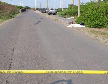 Comando armado asesina a seis personas en La Venta, Oaxaca