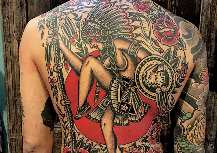 ¿Te gustan los tatuajes? Estos son seis de los mejores tatuadores del mundo