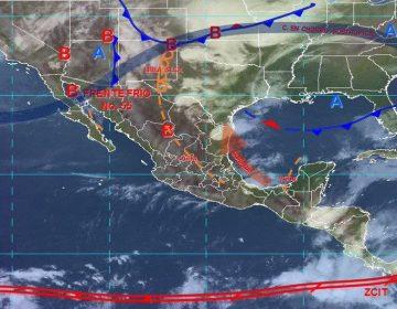 Continuará ambiente caluroso y lloviznas en Guanajuato
