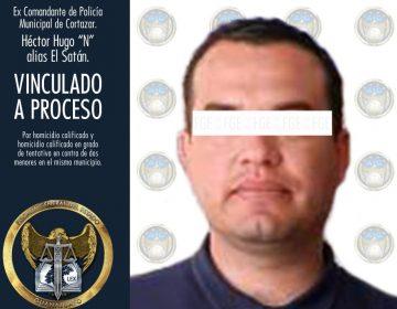 Dan prisión preventiva a expolicía municipal por homicidio de un menor