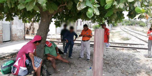 Migrantes hondureños causan incendio en estancia de Piedras Negras