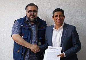 Asume Rodríguez Alamilla titularidad de Defensoría de Derechos Humanos