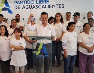 Vicente Pérez mantiene su postura de darle a la ciudadanía propuestas realistas