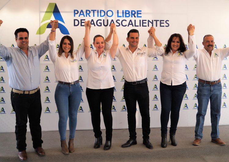 El Partido Libre busca un Aguascalientes con oportunidades para todos