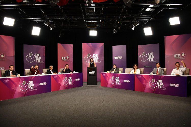 Candidatos frente a frente: Aguascalientes II