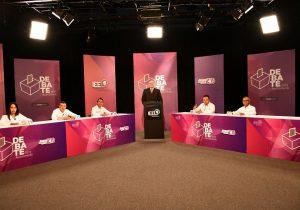 Candidatos frente a frente: Pabellón de Arteaga