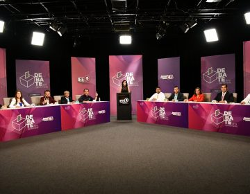 Candidatos frente a frente: Aguascalientes
