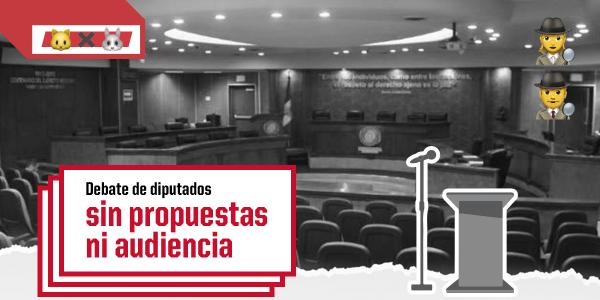 Candidatos a diputados dicen que dieron opiniones en lugar de propuestas en los debates del IEEBC
