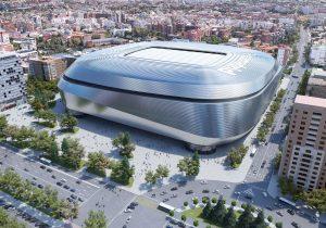 Slim gana licitación para remodelar el estadio del Real Madrid