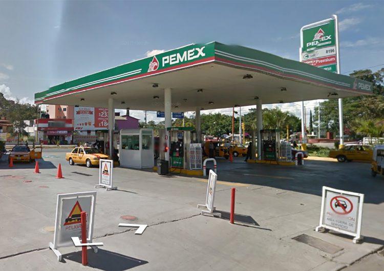 Inmoviliza Profeco 2 bombas de gasolinera Manzano: robaban casi un litro de cada 20