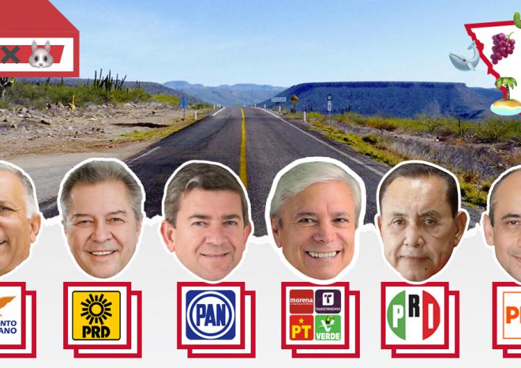 """Pasean"" candidatos a gobernador por el tema de turismo"