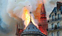 Notre Dame, Al Aqsa y la importancia de preservar los…