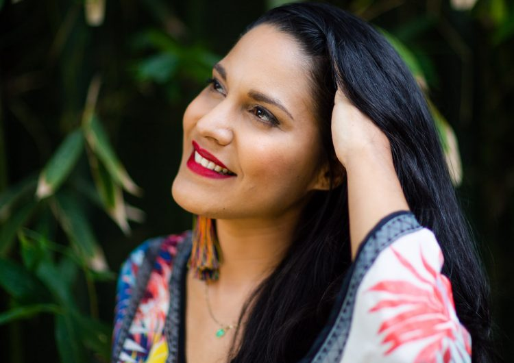 Haydée Milanés y su tributo a la trova cubana