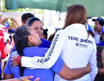 Tere Jiménez expresa trabajará por ofrecer más centros de desarrollo artístico
