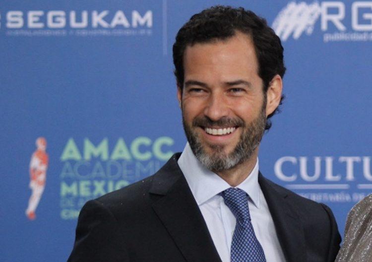 Emiliano, hijo del expresidente Carlos Salinas y presunto miembro de alto nivel de NXIVM