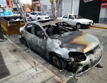 """""""Cuando despertamos, el auto estaba en llamas"""""""