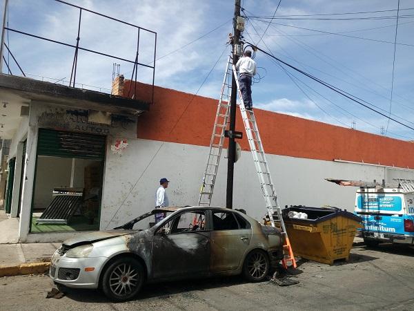 Percibe diputada trasfondo político en incendios de Colinas del Río