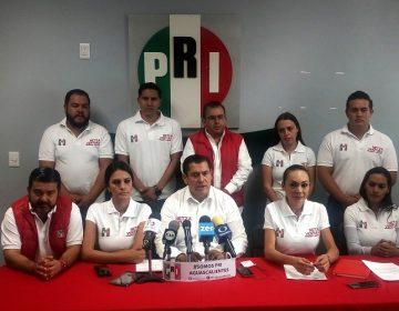 Pide Netza Ventura que candidatos ex priístas declinen por él