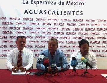 Presenta MORENA queja ante el IEE por presuntos delitos electorales del PAN