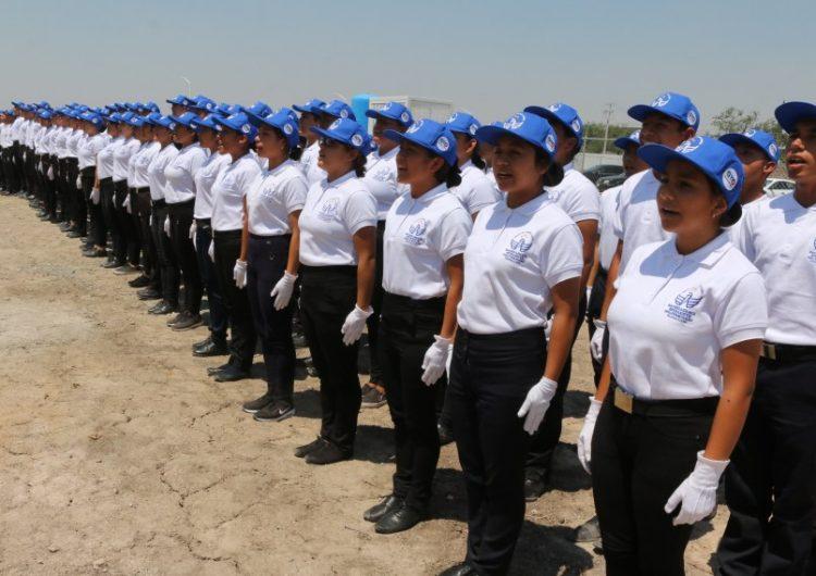 Habrá más elementos de seguridad en Guanajuato; ganarán 15 mil al mes