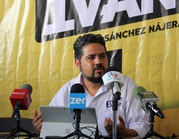 Presenta Iván Sánchez Nájera propuestas sobre vialidad y tránsito