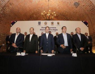 Alianza Centro-Bajío se reúne para impulsar el desarrollo de la región