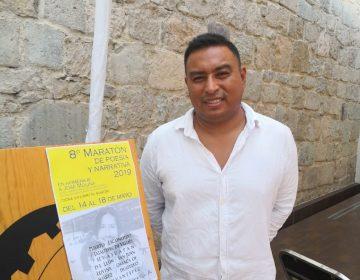 """Con """"Maratón de poesía"""", homenaje a José Molina"""