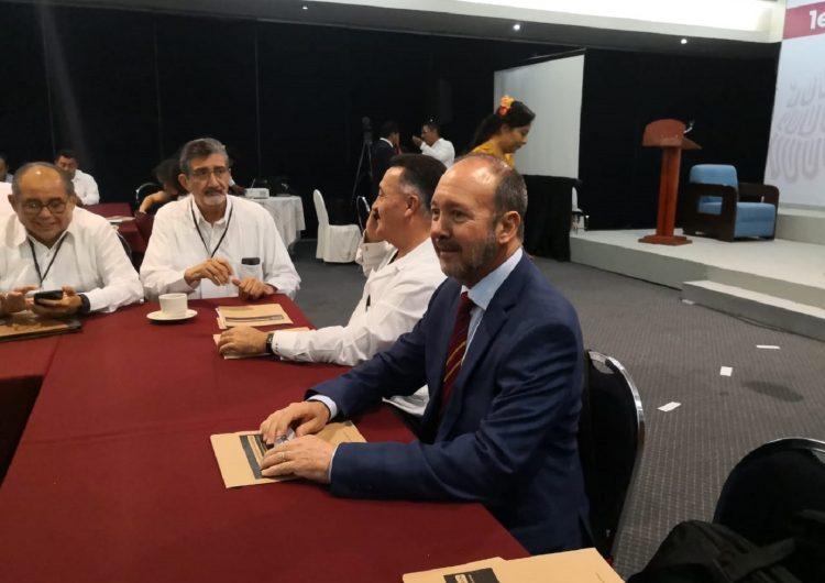 Exige López Presa sanción a exservidores públicos implicados en caso Odebrecht