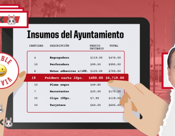 Libro abierto para consultar los gastos del Ayuntamiento en Mexicali es viable; actualmente se incumple la ley, opina especialista