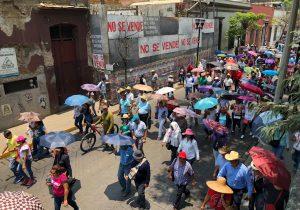 Nada que celebrar el 15 de mayo: Sección 22; inicia paro de 72 horas