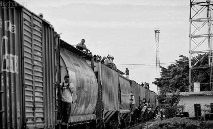 Fallece migrante tras ser arrollado por el tren en Ramos Arizpe