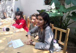 "¿Para qué estudiar en un futuro que no será? Llega a Oaxaca ""Fridays for future"""