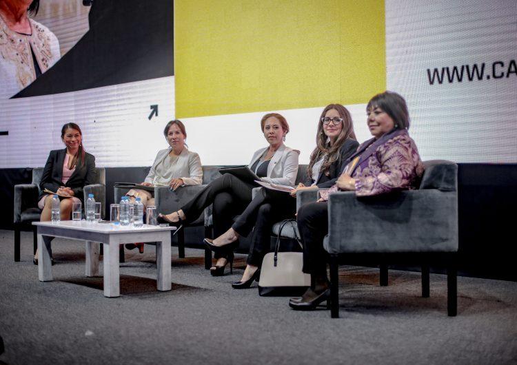 Mujeres exitosas convocan a impulsar la paridad de género en las empresas