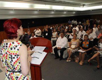 Persecución política, denuncia Muna Dora Buchahin