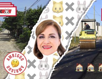 Promesa de pavimentar Mexicali con dinero del impuesto predial es ambigua
