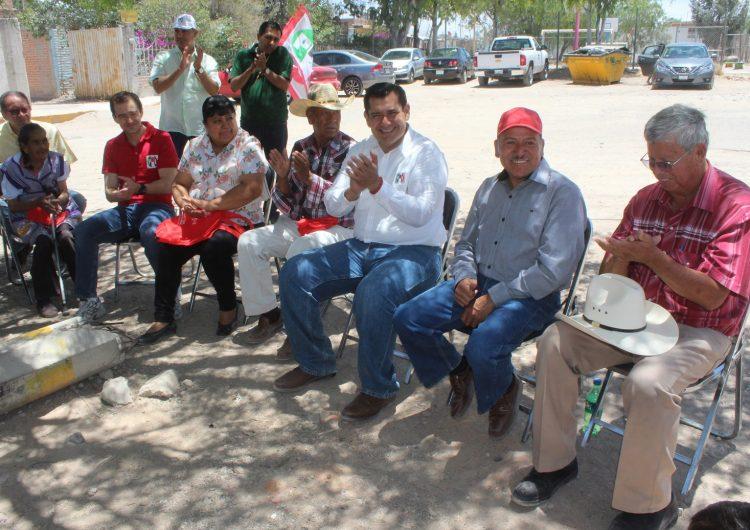 Atención dominical y especializada en comunidades rurales, plantea Netza Ventura
