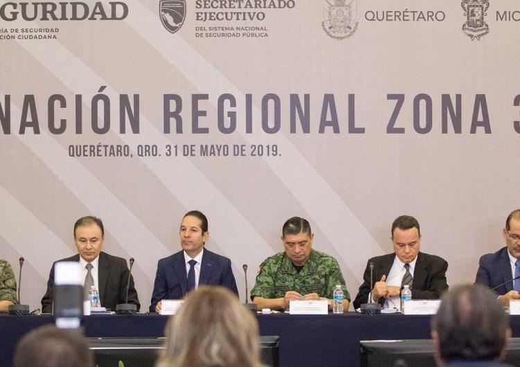 Se reúne Martín Orozco en la Coordinación Regional de Zona No. 3 para tratar temas de seguridad
