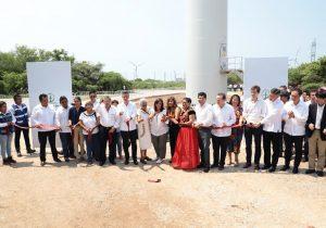 Inicia operaciones en el Istmo de Oaxaca parque eólico más grande de América Latina