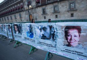 """""""No hay fórmula para mantenerse vivo"""": las voces de los periodistas que arriesgan su vida en México"""