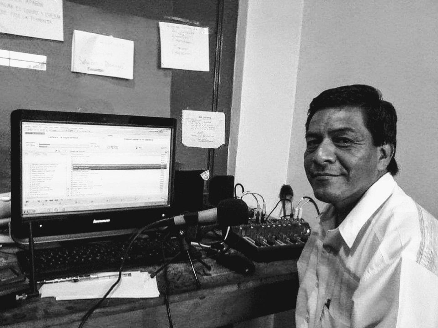 Asesinan a director de radio comunitaria en Oaxaca