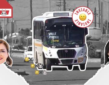 Inviable bajar precio del transporte público en Mexicali; es problema estructural, según especialista