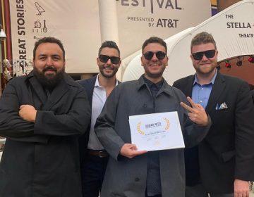 Cineasta guanajuatense gana premio a mejor director narrativo en festival de Nueva York