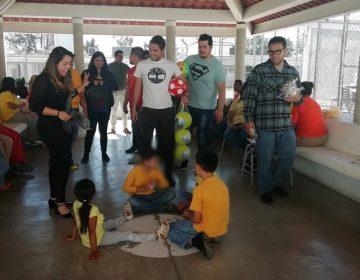 Celebran Día del Niño en el CERESO Femenil de Aguascalientes